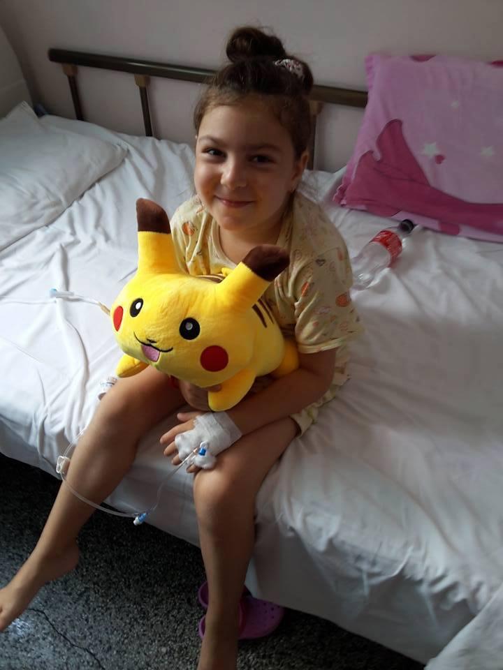 Щастливи сме когато някое дете си тръгва от болницата